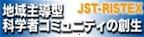 JST地域主導型科学者コミュニティ創生プロジェクト